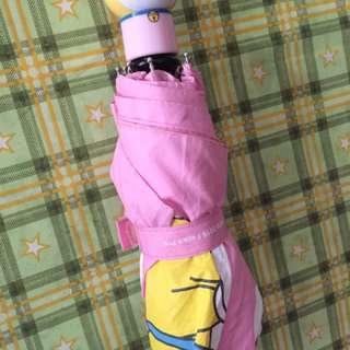 多拉a夢 折疊傘