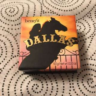 Barely Used Benefit Dallas blush