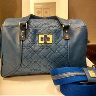 CLEARANCE! Authentic Anya Hindmarch Full Leather