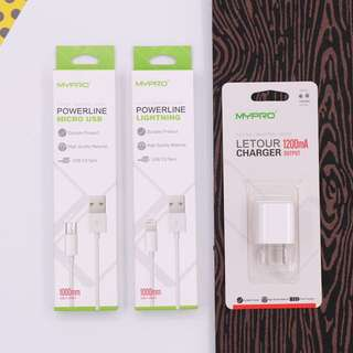 [Best Price] Charging Set Authentic Charger for Apple/IOS