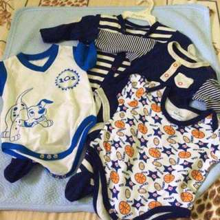Baby BOY cute Onesies