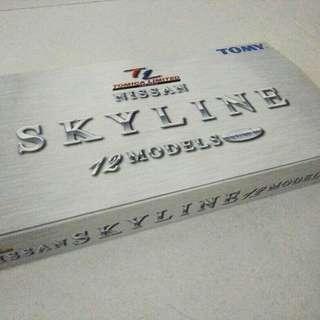 [PRICE REVISED] TOMICA Nissan Skyline BS Vol.1