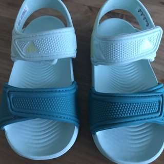 Authentic Adidas Sandals Unisex US 7