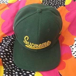 Supreme New Era Fits Snapback