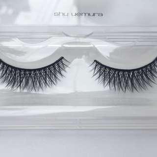 "SHU UEMURA False Eyelashes ""Luxe Black"""