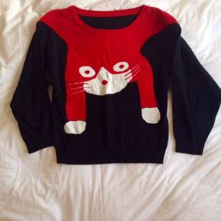 Creature Sweater