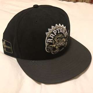 New Era Toronto Raptors Cap - Size 7 1/8