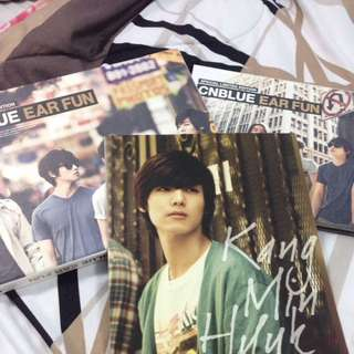 CNBLUE Ear Fun Special Limited Edition: Kang Minhyuk