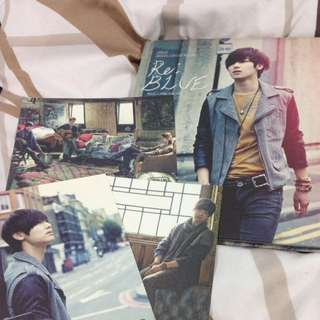 CNBLUE Re:Blue Special Limited Edition: Kang Minhyuk