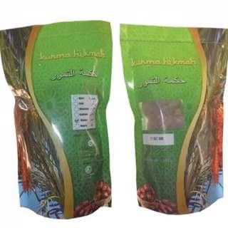 Kurma Hikmah Date Crown Jenis Khalas 500 Gram