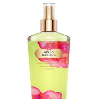 VICTORIA SECRET BODY SPRAY- hello darling