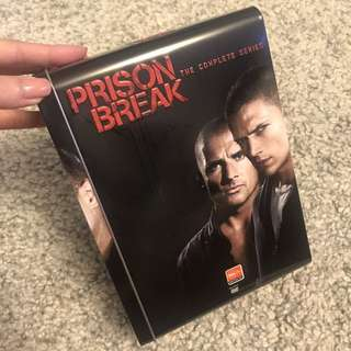 PRISON BREAK SEASON 1-4 BOX SET