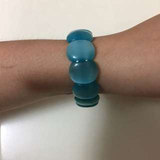 Light Blue Stone Bracelet