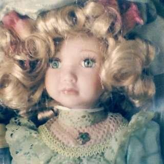 Porcelain Doll Collectors Item