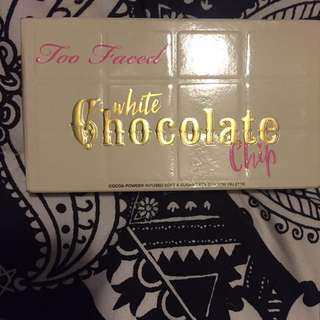 Too Faced White Chocolate Chip