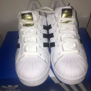 Brand New Adidas Superstar Size US 6.5