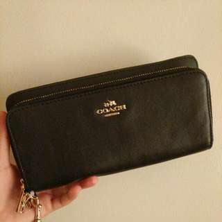 Authentic Coach Madison Leather Wallet