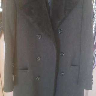 Authentic Emporio Armani 2 - Piece SUITS AND trench Coat