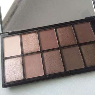 Models Prefer Ash Nude Eyeshadow Palette