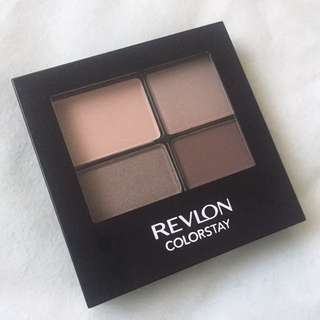 Revlon Colourstay Eyeshadow Quad