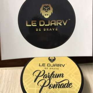 Le Djarv Parfum Pomade