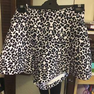 Cameo Leopard Shorts (S). GOING ON JUNE 9