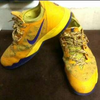 Nike Zoom Crusader 黃