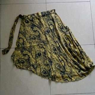 Rok Batik Ikat
