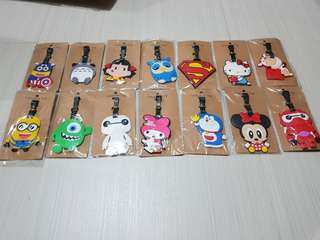 Premium Luggage Tags