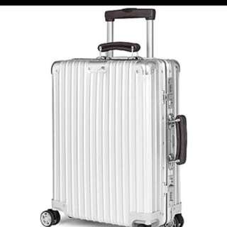 Rimowa Classic Flight Cabin Baggage For Immediate Sale