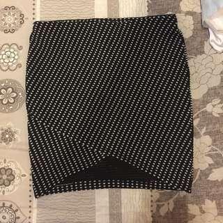 stradi bodycon skirt