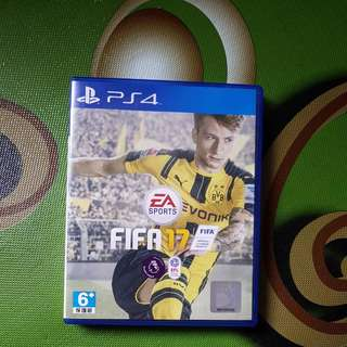 Ps4 Game - FIFA 2017