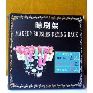 Makeup Brushes Drying Rack / Rak Pengering Kuas Makeup