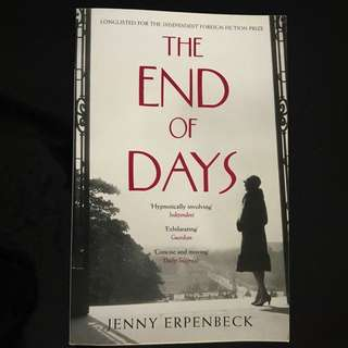 Highly Acclaimed Book: End Of The Days