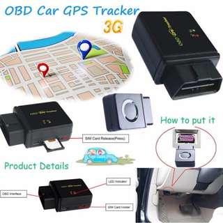 OBD II Vehicle Tracker (3G)