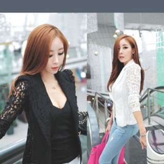 Long Sleeve Blazer