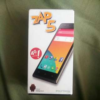 Handphone Polytron Zap 5 4g
