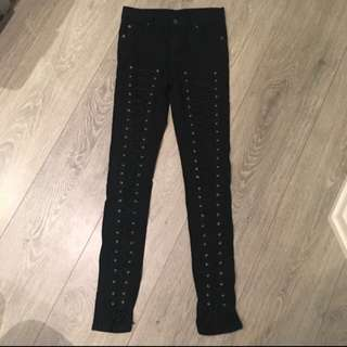 Cheap Monday Jeans Size 8