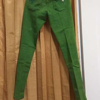 Green Jeans