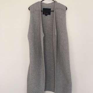 Wish Knit Vest Size M