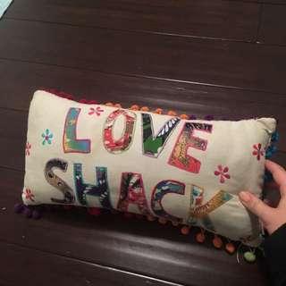 Cute Love Shack Tree Of Life Cushion