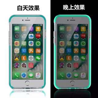 iPhone 7 夜光手機套