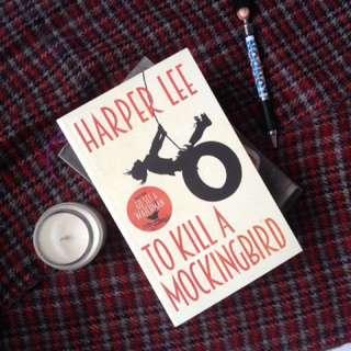 To Kill A Mockingbird ( Novel )