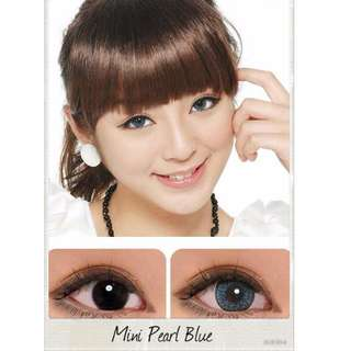 Mini Pearl Series Crystal contact lenses