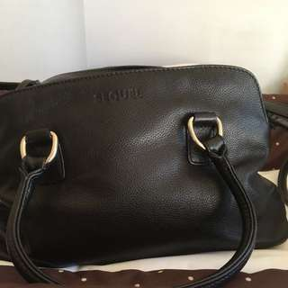 Sequel Leather Bag