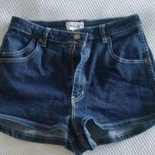 Rollas Denim Shorts