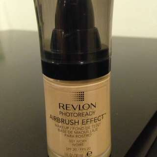 Foundation Revlon Colorstay Maybelline