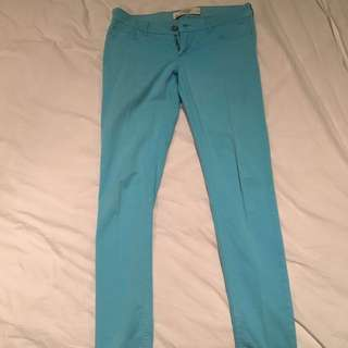 Abercrombie And Fitch Blue Jeans
