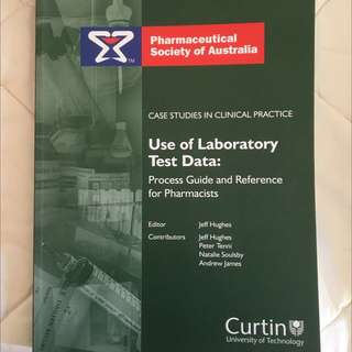 Use Of Laboratory Test Data Textbook