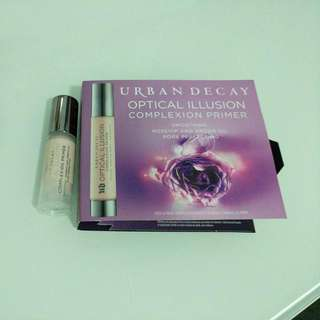 ⬇️Price Drop Urban Decay Optical Illusion Primer Deluxe Sized Sample